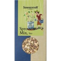 Sprossen-Mix Keimsaat 120g (Bockshornklee, Linsen, Rettich)