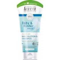 Baby & Kinder Neutral Waschlotion & Shampoo 200ml
