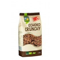 100% Schoko Crunchy 400g