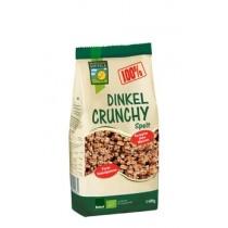 100% Dinkel Crunchy 400g