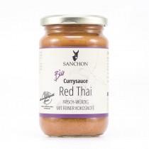 Currysauce Red Thai 320ml frisch-würzig mit feiner Kokosnote