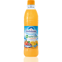 Adelholzener Orange Maracuja Schorle 0,5l PET