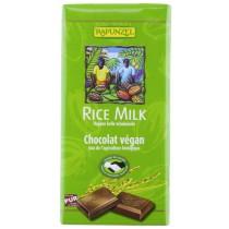 Rice Milk vegane helle Schokolade 100g
