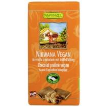 Nirwana vegane Schokolade mit Trüffelfüllung HIH 100g