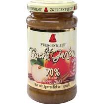 Fruchtgarten Apfel-Zimt 70% Fruchtanteil 225g