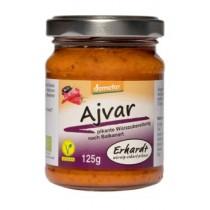 Ajvar (Paprika) 6x125g