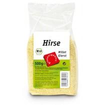 Hirse 500g GREEN