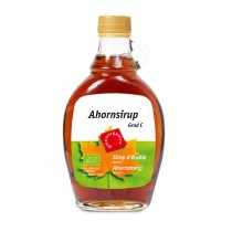 Ahornsirup Grad C 250ml GREEN