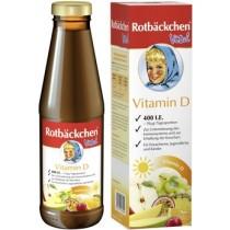 Rotbäckchen Vital Vitamin D 0,45Ltr