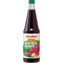 Rote Bete-Ingwer Saft 0,7l