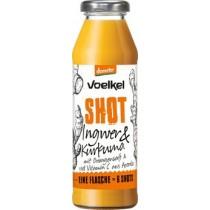 Shot Ingwer & Kurkuma mit O-Saft & Vitamin C 280ml