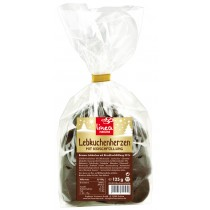 Lebkuchenherzen (Kirsche) gefüllt 125g