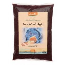 Demeter Apfel-Rotkohl im 500g Beutel