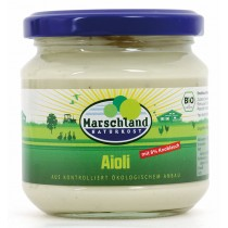 Aioli Knoblauch-Mayonnaise 6x210ml