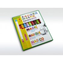 Zaubermaler, 9 Farben + 1 Farbwechsler