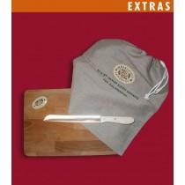 Brotschneidebrett (35x24x1,8cm)