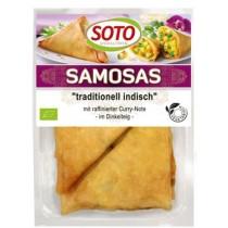 Samosas, klassisch indische Gemüseecke 4St. 4x250g