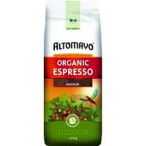 Espresso Altomayo gemahlen 8x250g