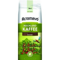 Kaffee Altomayo gemahlen 500g