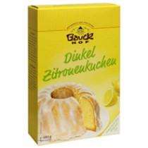 Backmischung Dinkel Zitronenkuchen 485g