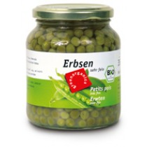 Erbsen fein 350g Green