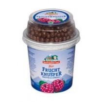 Frucht&Knusper Himbeere mit Dinkelschokoballs 10x150g