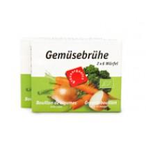 Gemüsebrühwürfel 12Stück Green