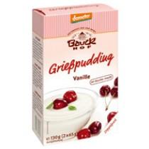 Grießpudding Vanille 6x2x65g