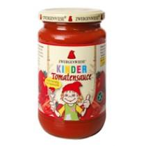 Kinder Tomatensauce ohne Zucker 350g