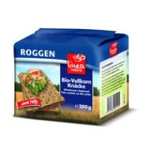 Knäckebrot Roggen 10x200g