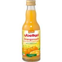 Voelkel Orangensaft 12x0,2l Demeter