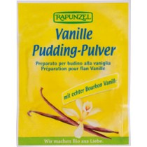Puddingpulver Vanille 40g