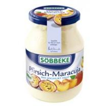 Joghurt Pfirsich Maracuja  500g