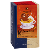Lebkuchen Zeit Tee 18x1,8g