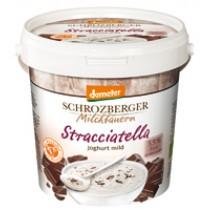 Joghurt Stracciatella 1kg Eimer