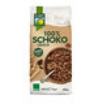 100% Schoko Crunchy 6x400g