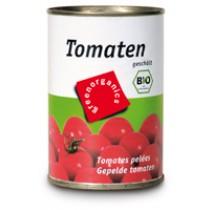 geschälte Tomaten 12x400ml Green