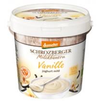 Joghurt Vanille 1kg Eimer