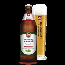 Lammsbräu Öko Weisse alkoholfrei 10 x 0,5l