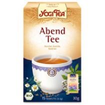 Abend Tee Ayurvedische Kräuter 17x1,8g