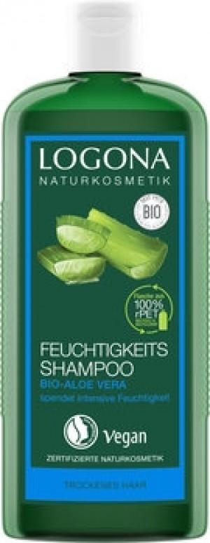 Feuchtigkeits-Shampoo Bio-Aloe Vera 250ml