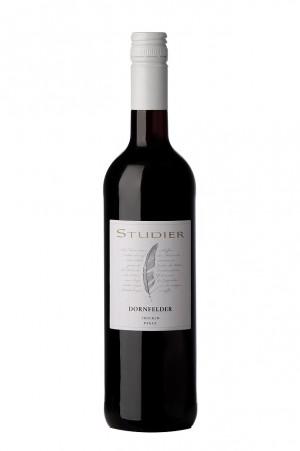 Dornfelder Rotwein Q.b.A trocken Pfalz 1l