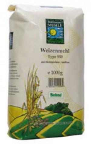 Weizenmehl Typ 550 1kg