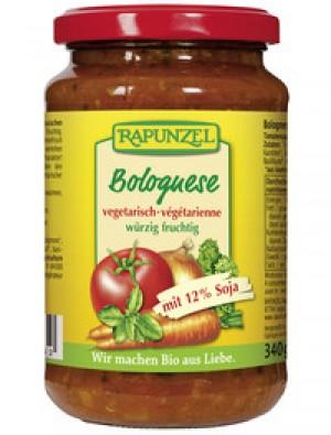 Tomatensauce Bolognese, vegetarisch, mit Soja 330ml