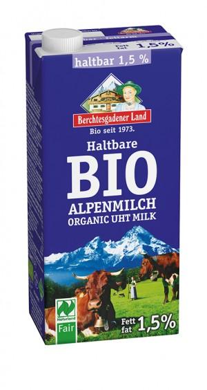 BGL H-Milch 1,5% 1Ltr.