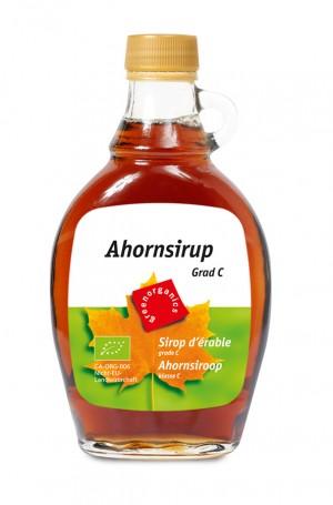 Ahornsirup Grad C 250ml GREEN