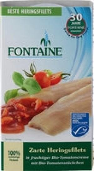 Zarte Heringsfilets in Tomaten Creme 200g