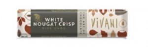 White Nougat Crisp - mit Reisdrink 35g