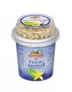 Frucht&Knusper Joghurt Vanille 10x150g mit Knuspermüsli