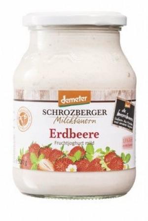 Beerenbauern Joghurt Erdbeere 3,5% 500g